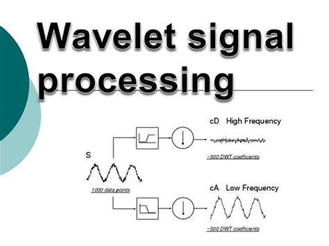 Waveletsignal Processing5 wavelet authorstream