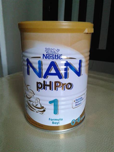 Bayi Nan Jual Bayi Nestle Nan Ha 1 Hypoallergenic 0 6 Bulan