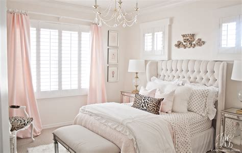epic pink white and gold bedroom 91 with additional home