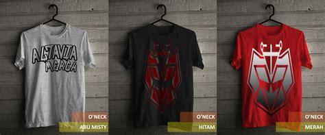 Tshirt Kaos Baju Hardrock King Clothing altavia lasttime altavia merch cloth