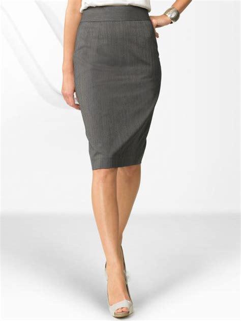 light grey pencil skirt fashion skirts