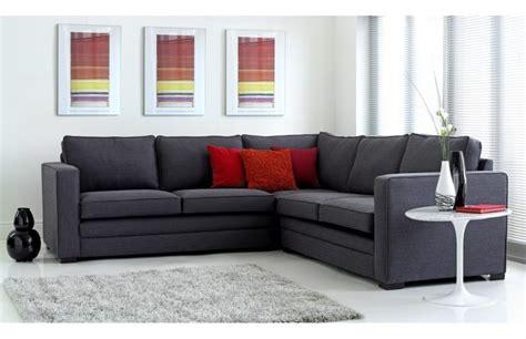 corner fabric sofa bed trafalgar fabric corner sofabed fabric sofa beds