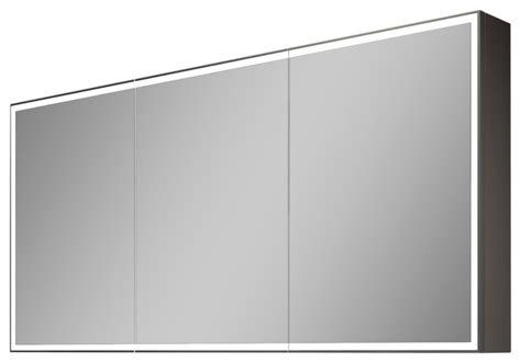 60 inch medicine cabinet with lights galaxy dimmable lighted bathroom cabinet 60 quot x28 quot 6000k