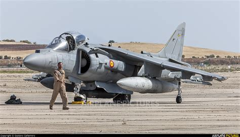 harrier section 2 va 1b 26 spain navy mcdonnell douglas eav 8b harrier