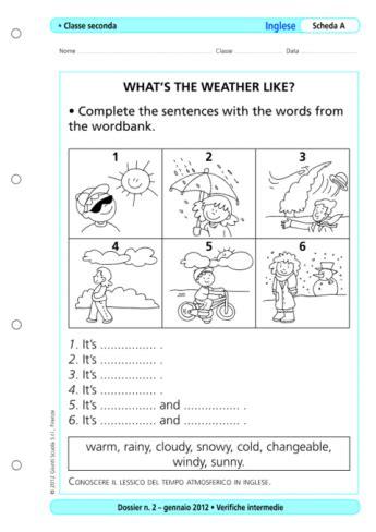 test ingresso matematica seconda media risultati immagini per verifiche inglese classe seconda