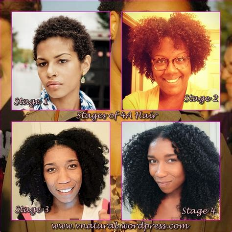 stages of natural hair natural hair inspiration the stages of 4a hair natural