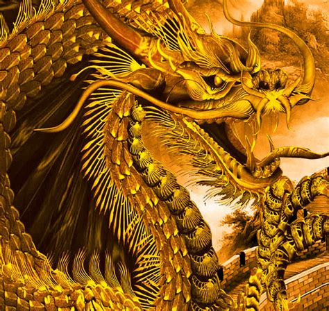 wallpaper gold dragon gold dragon wallpaper collection 12 wallpapers