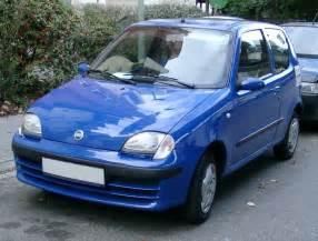 Fiat Siecento Fiat Seicento 2436016