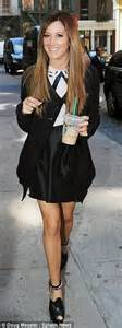 Jaket Friday Killer Micro Hd Black tisdale gets a lift in killer spiked heels as she