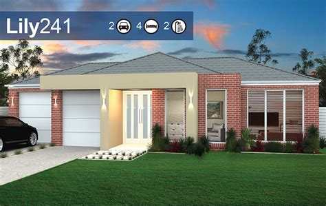 dall designer homes lily241
