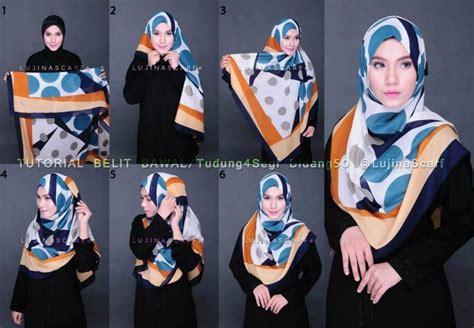 tutorial hijab segi empat gang 1000 ideas about hijab tutorial segi empat on pinterest