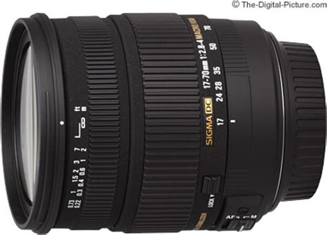 sigma 17 70mm f/2.8 4 dc macro os lens review