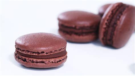 french chocolate macaron recipe dishmaps
