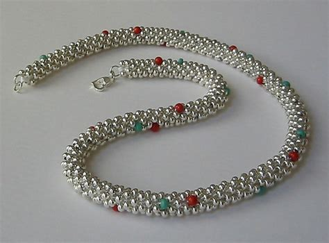 how to make beaded rope necklace beaded crochet rope necklace ideas 2 fashion trend
