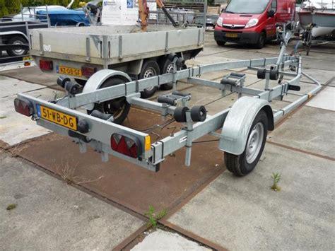 gebruikte pega boottrailer diverse gebruikte inruil boottrailers tweedehands en