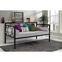 Day Bed Dhp Metal Daybed Black Daybeds At Hayneedle