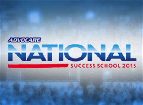 tickets for advocare national success school 2015