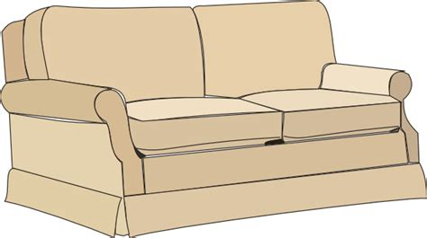 clipart couch sofa clip art at clker com vector clip art online