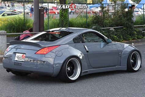 nissan fairlady 2016 stancenation 2016 nissan fairlady z33 works fender grey
