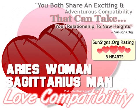 aries and sagittarius together quotes quotesgram