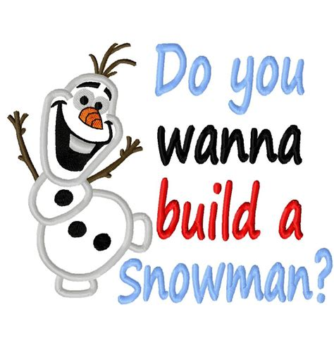 i want to build a house do you want to build a snowman clipart clipartxtras