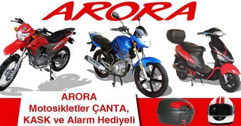 arora taksitle motosiklet kampanyasi kampanyalar sayfasi