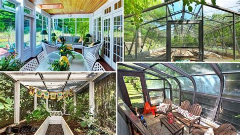 Sustainable House By The Pond 7 Homes With Greenhouses To Make A Garden Grow Realtor 174