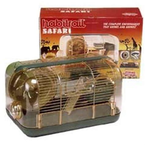 Dijamin Habitrail Safari All Terrain Wheel Roda Hamstef habitrail safari hamster small animal cage hagen living world habitat ebay