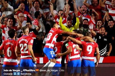 hasil lengkap liga spanyol barcelona tumbang klub