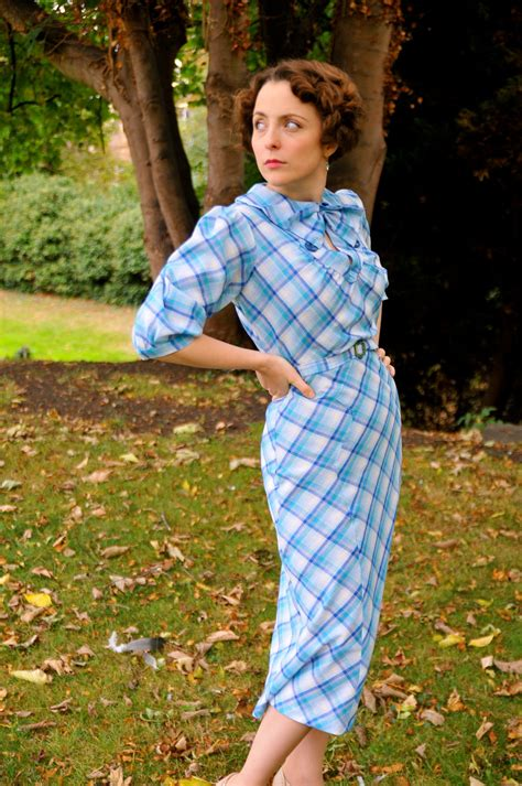 what wear in mid 30s new vintage dressmaker collection a homage to the