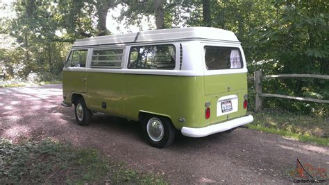volkswagen westfalia 1970 1970 vw cer westfalia just mot