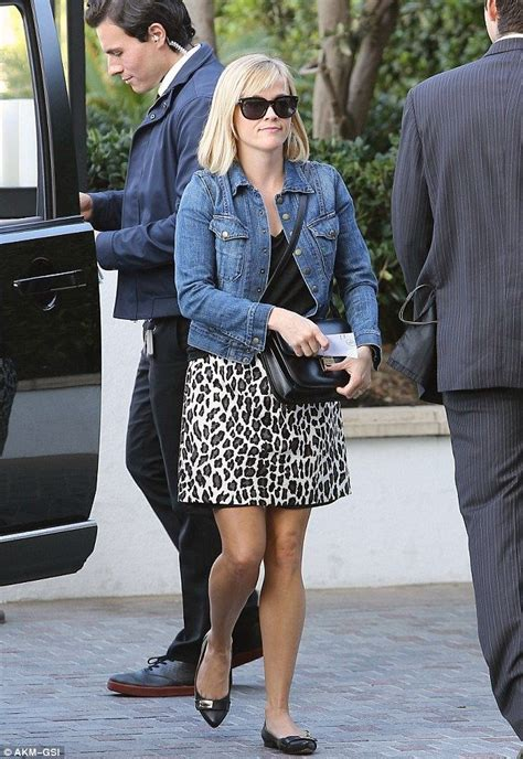 Get Leopard Print Flats Like Cameron And Reese by Reese Witherspoon Casual Style