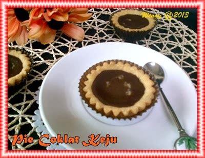 Pie Keju Coklat from my kitchen pie coklat keju chocolate cheese tart