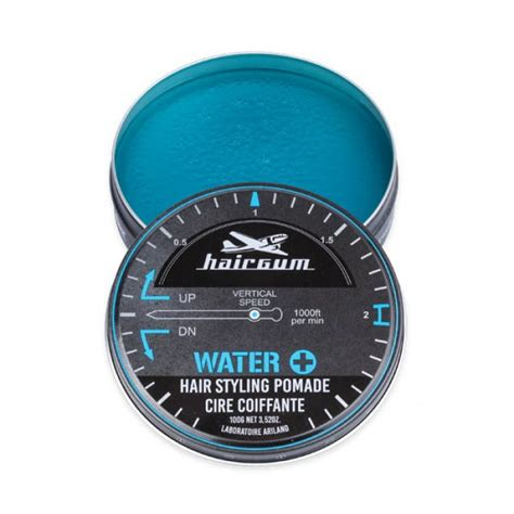 Pomade Water cire coiffante water hairgum fabrication fran 231 aise