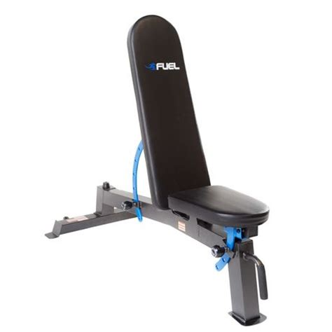 portable incline bench fuel pureformance deluxe fid bench walmart ca