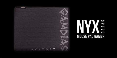 Gamdias Nyx M Gmm2300 mouse pad gamer gamdias nyx speed gmm2300 terabyteshop