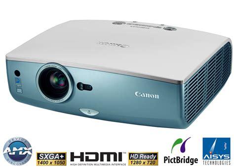 Projector Canon Sx80 canon xeed sx80 ii professional multimedia projector 4232b003aa