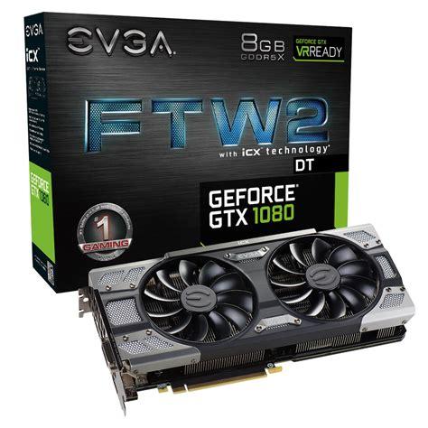 evga products evga geforce gtx 1080 ftw2 dt gaming 08g p4 6684 kr 8gb gddr5x icx 9