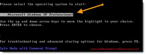 a useful method to bypass windows xp password in safe mode a useful method to bypass windows xp password in safe mode
