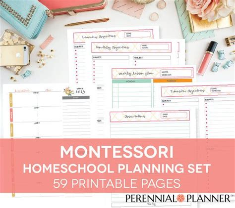homeschool lesson plan for toddlers 17 best images about lesson plan templates sles on