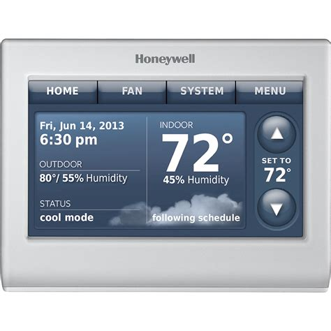 honeywell total connect comfort thermostat wink help wi fi 7 day programmable touchscreen