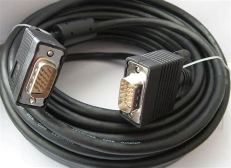 Kabel Vga To Vga To 15mtr High Quality kabel vga high quality 25m