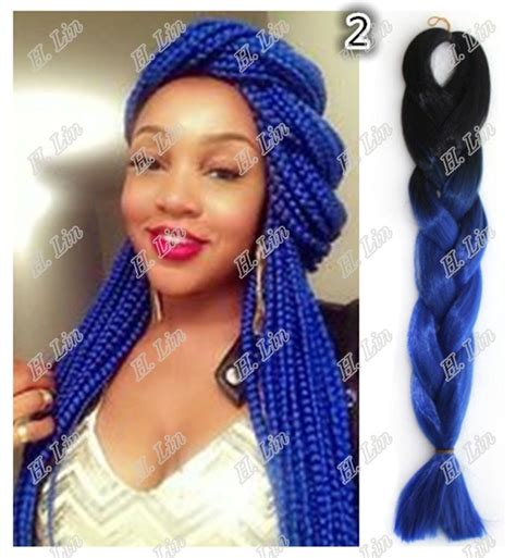 Go L Jumbo More Black kanekalon jumbo 231 as box braid twist azul 2 frete gratis r 38 99 em mercado livre