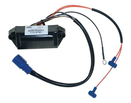 cdi electronics johnson evinrude power pack cd2 113 4783