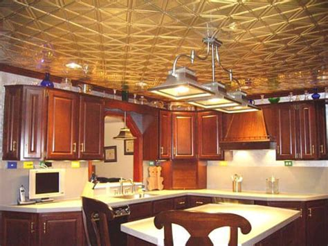 tin ceiling tile installed traditional kitchen other 16 decorative ceiling tiles for kitchens kitchen photo