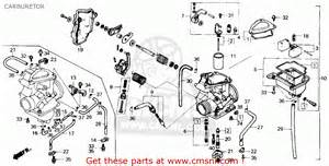 Honda 250 Trx Parts 86 Honda Atv Engine Diagram Get Free Image About Wiring