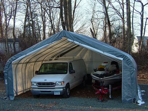 Car Tent Garage by Quality Rhino Brand Portable Garage Shelters And Sheds