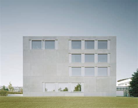 Sockel Architektur by Hochschulerweiterung In Stuttgart Simon Freie Architekten H 246 Rsaal Mit Ausblick
