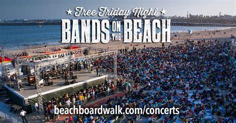 santa cruz beach boardwalk  friday night bands