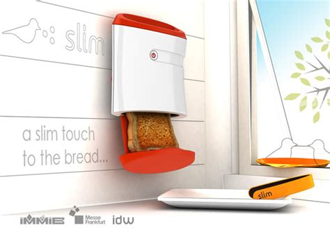 Slim Toaster Slim Toaster In Advertising Technabob